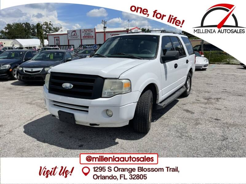 2009 Ford Expedition for sale at Millenia Auto Sales in Orlando FL
