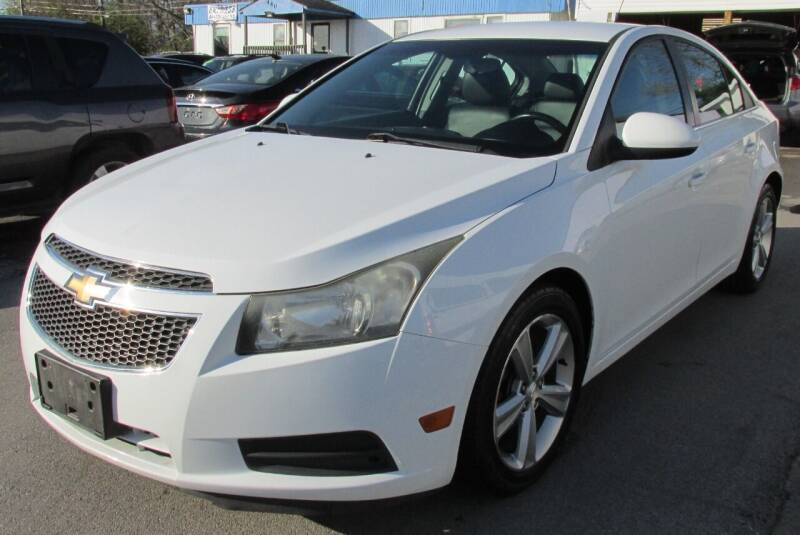 2012 Chevrolet Cruze for sale at Express Auto Sales in Lexington KY