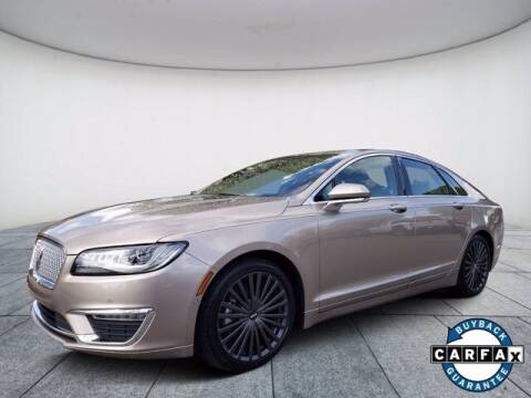 2018 Lincoln MKZ Hybrid for sale at Carma Auto Group in Duluth GA