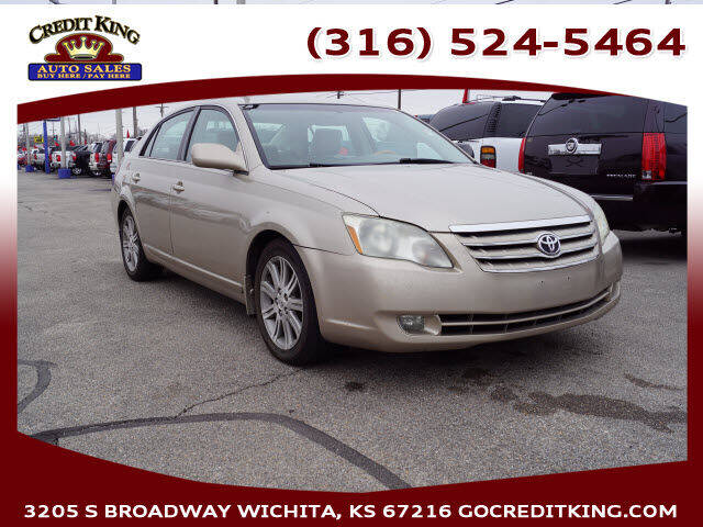 2006 Toyota Avalon for sale at Credit King Auto Sales in Wichita KS