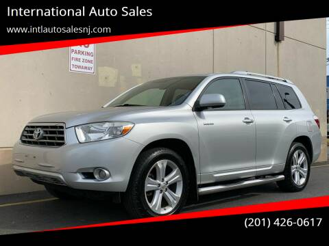2008 Toyota Highlander for sale at International Auto Sales in Hasbrouck Heights NJ