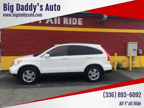 2010 Honda CR-V for sale at Big Daddy's Auto in Winston-Salem NC