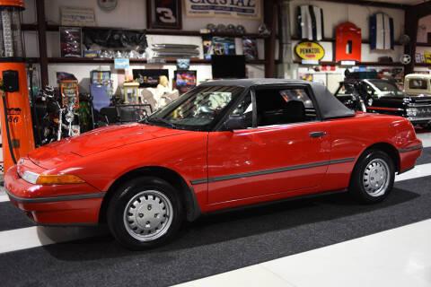 1991 Mercury Capri for sale at Crystal Motorsports in Homosassa FL