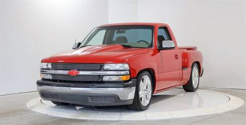 2002 Chevrolet Silverado 1500 for sale at Mershon's World Of Cars Inc in Springfield OH