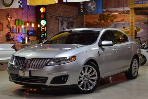 2012 Lincoln MKS for sale at Chicago Cars US in Summit IL