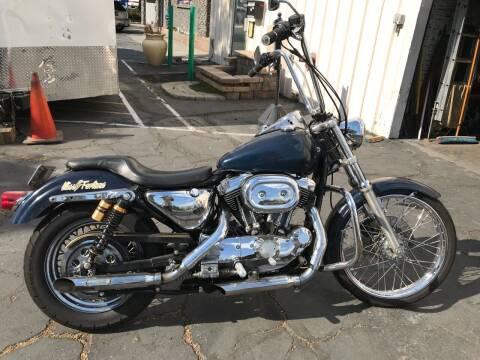 1999 Harley-Davidson XL1200 C for sale at Auto Bike Sales in Reno NV