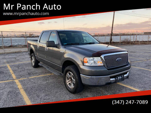 2008 Ford F-150 for sale at Mr Panch Auto in Staten Island NY