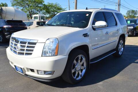 2008 Cadillac Escalade for sale at TKP Auto Sales in Eastlake OH