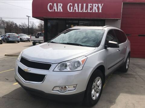 2012 Chevrolet Traverse for sale at Car Gallery in Oklahoma City OK
