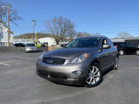 2008 Infiniti EX35 for sale at Auto Credit Group in Nashville TN