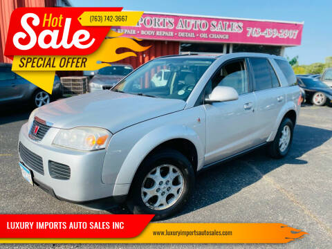 2006 Saturn Vue for sale at LUXURY IMPORTS AUTO SALES INC in North Branch MN