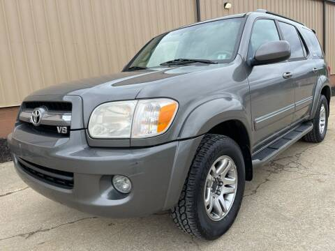 2005 Toyota Sequoia for sale at Prime Auto Sales in Uniontown OH