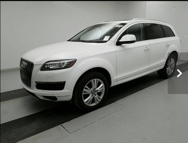 2011 Audi Q7 for sale at MURPHY BROTHERS INC in North Weymouth MA