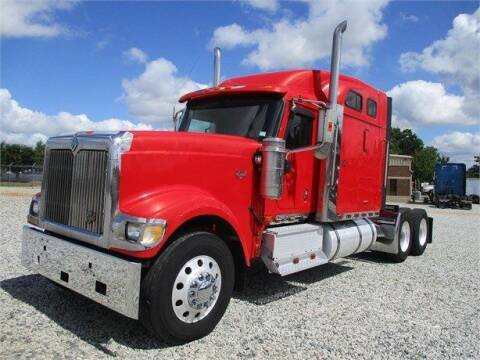 2001 International 9900 for sale at Vehicle Network - Allstate Truck Sales in Colfax NC