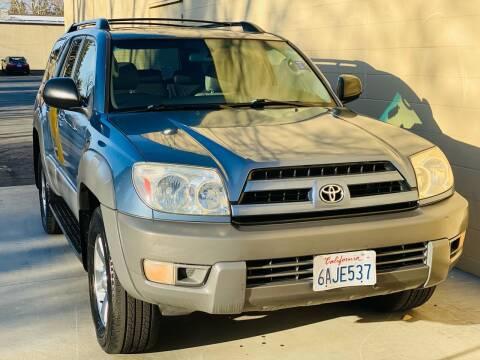 2003 Toyota 4Runner for sale at Auto Zoom 916 Rancho Cordova in Rancho Cordova CA