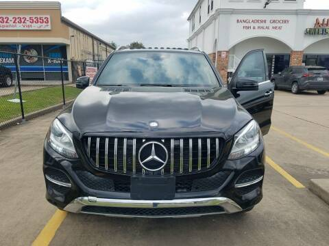 2017 Mercedes-Benz GLE for sale at Nation Auto Cars in Houston TX