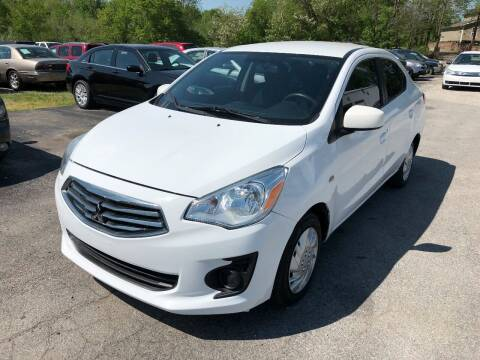 2017 Mitsubishi Mirage G4 for sale at Best Buy Auto Sales in Murphysboro IL