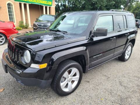 2017 Jeep Patriot for sale at Car and Truck Exchange, Inc. in Rowley MA