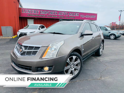 2012 Cadillac SRX for sale at LUXURY IMPORTS AUTO SALES INC in North Branch MN