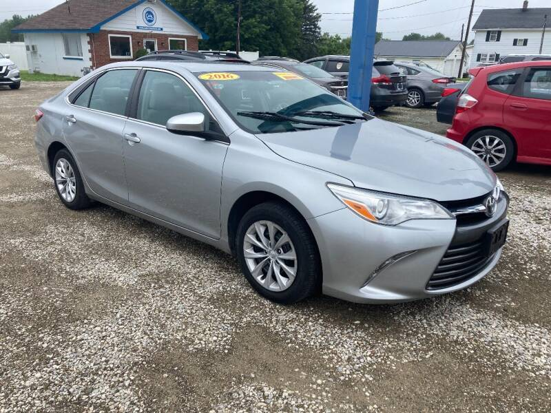 2016 Toyota Camry for sale at Corry Pre Owned Auto Sales in Corry PA