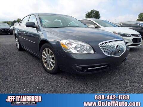 2011 Buick Lucerne for sale at Jeff D'Ambrosio Auto Group in Downingtown PA