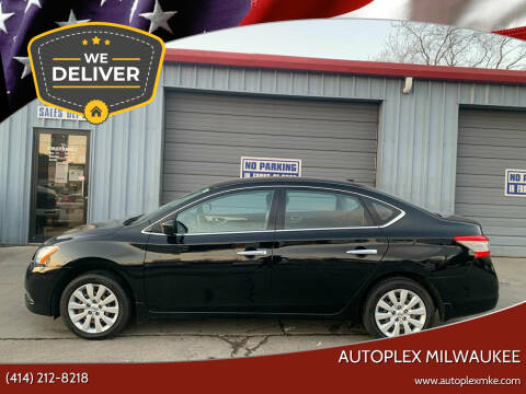 2014 Nissan Sentra for sale at Autoplex 2 in Milwaukee WI