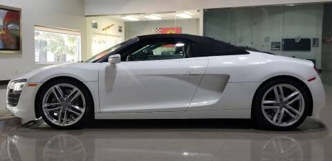 2014 Audi R8 for sale at Prestige USA Auto Group in Miami FL