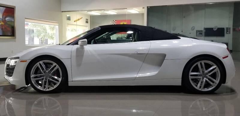 2014 Audi R8 for sale at Prestige USA Auto Group in Miami FL