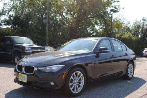 2016 BMW 3 Series for sale at Shore Drive Auto World in Virginia Beach VA