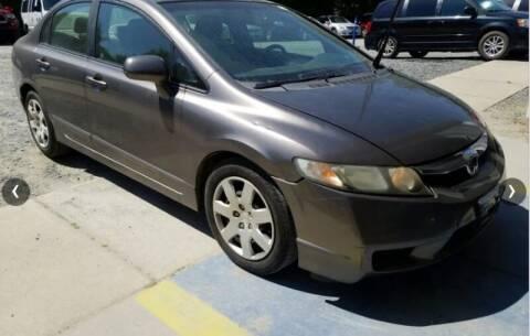 2009 Honda Civic for sale at JacksonvilleMotorMall.com in Jacksonville FL