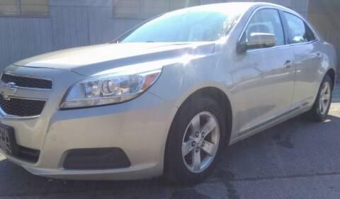2013 Chevrolet Malibu for sale at Heely's Autos in Lexington MI