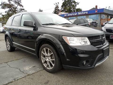 2012 Dodge Journey for sale at All American Motors in Tacoma WA