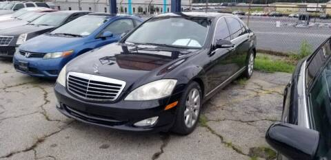 2007 Mercedes-Benz S-Class for sale at DREWS AUTO SALES INTERNATIONAL BROKERAGE in Atlanta GA