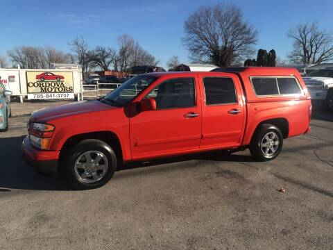 2009 Chevrolet Colorado for sale at Cordova Motors in Lawrence KS