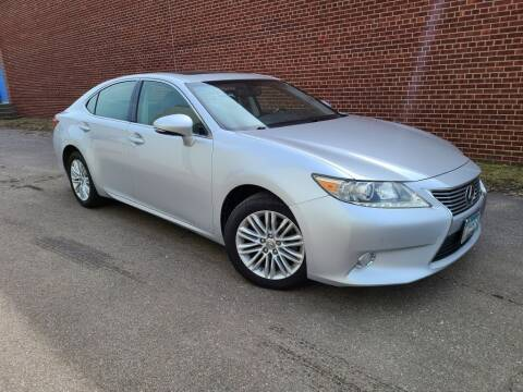 2013 Lexus ES 350 for sale at Minnesota Auto Sales in Golden Valley MN