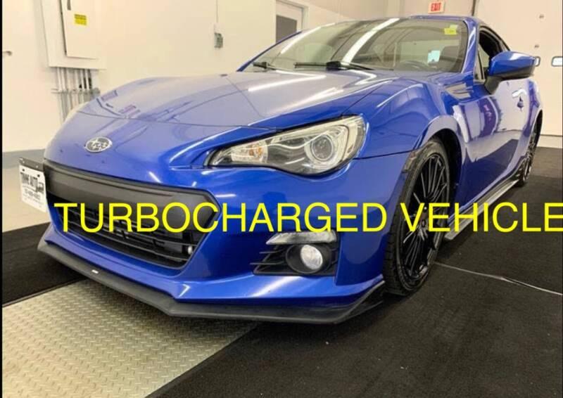 2015 Subaru BRZ for sale at TOWNE AUTO BROKERS in Virginia Beach VA