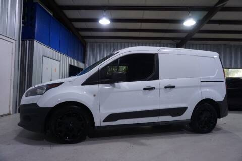 2016 Ford Transit Connect Cargo for sale at SOUTHWEST AUTO CENTER INC in Houston TX