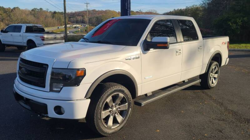 2013 Ford F-150 for sale at AMG Automotive Group in Cumming GA