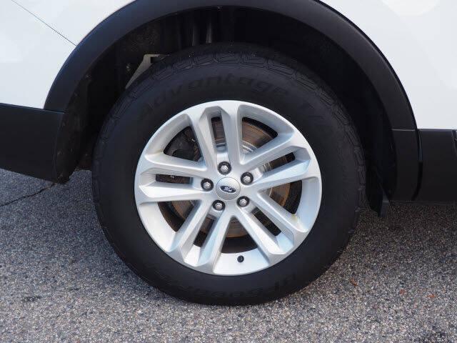 2013 Ford Explorer AWD XLT 4dr SUV - East Providence RI