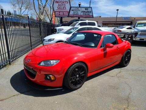 2015 Mazda MX-5 Miata for sale at Imports Auto Sales & Service in San Leandro CA