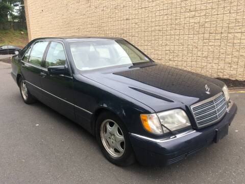 1999 Mercedes-Benz S-Class for sale at Z Motorz Company in Philadelphia PA