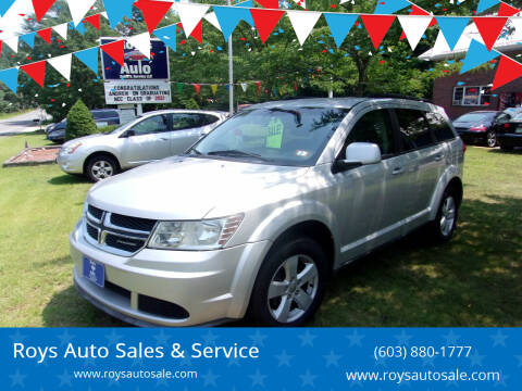 2011 Dodge Journey for sale at Roys Auto Sales & Service in Hudson NH
