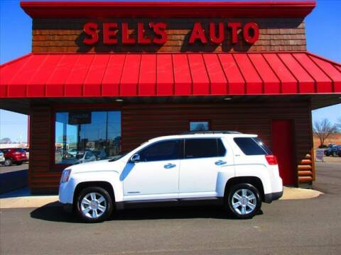 2013 GMC Terrain for sale at Sells Auto INC in Saint Cloud MN