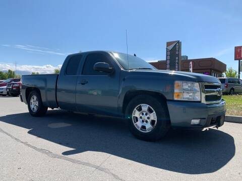 2008 Chevrolet Silverado 1500 for sale at Freedom Auto Sales in Anchorage AK