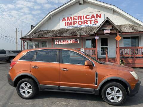 2008 Saturn Vue for sale at American Imports INC in Indianapolis IN