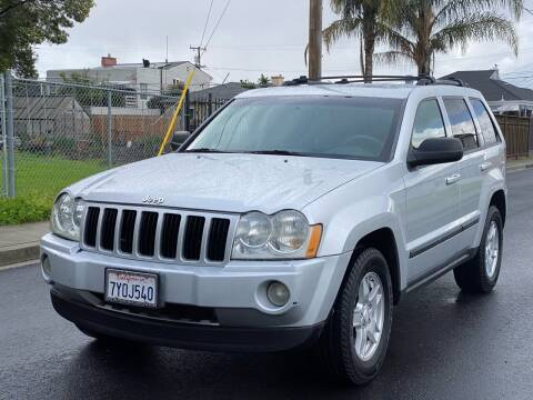 2007 Jeep Grand Cherokee for sale at ZaZa Motors in San Leandro CA