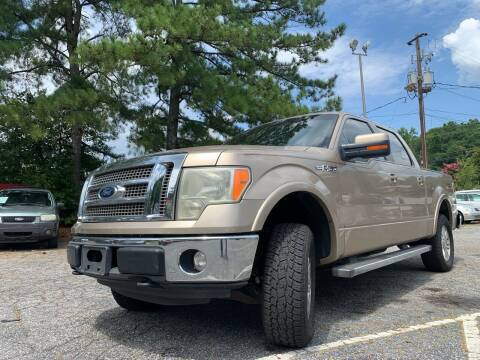 2011 Ford F-150 for sale at Car Online in Roswell GA