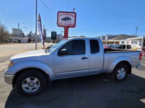 2006 Nissan Frontier for sale at Ford's Auto Sales in Kingsport TN