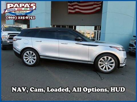 2018 Land Rover Range Rover Velar for sale at Papas Chrysler Dodge Jeep Ram in New Britain CT