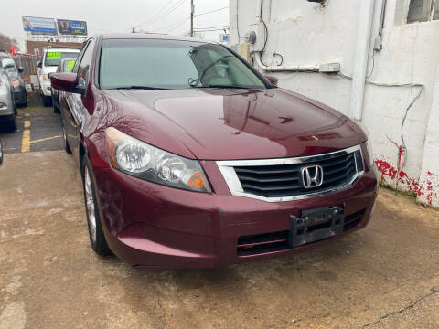 2009 Honda Accord for sale at GRAND USED CARS  INC in Little Ferry NJ